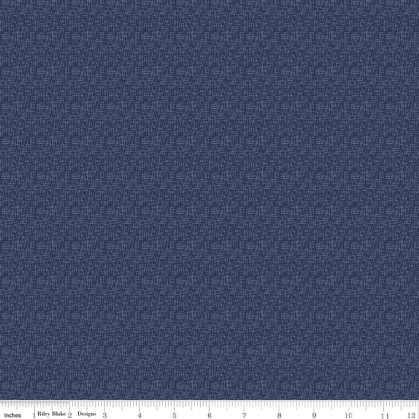 Hashtag Small - Color Navy