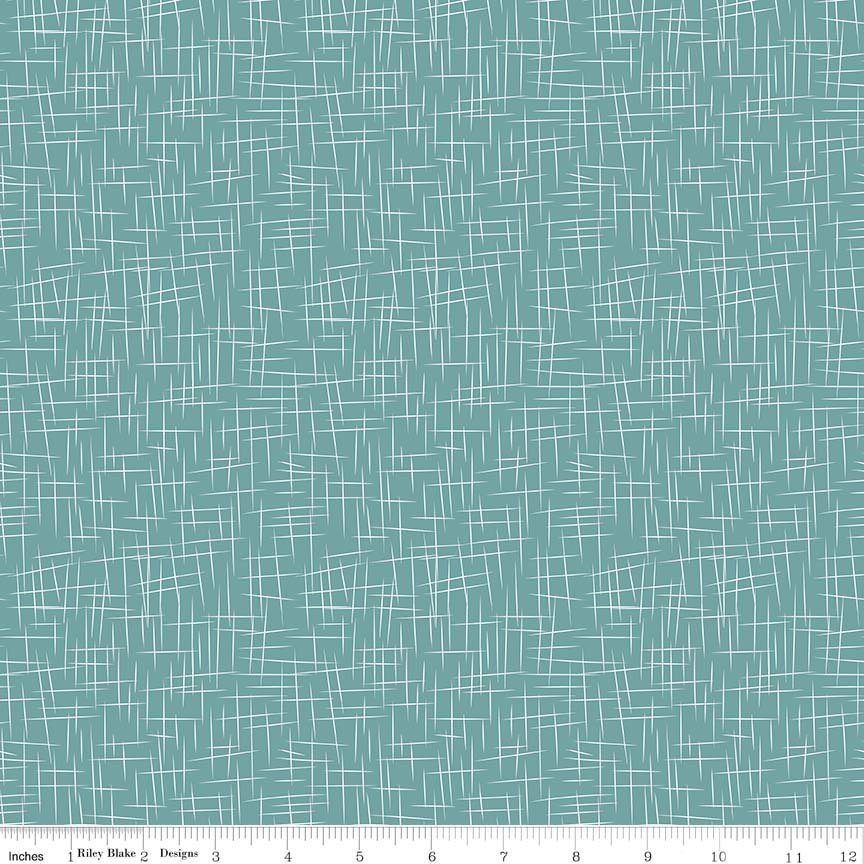 Hashtag Large - Color Teal