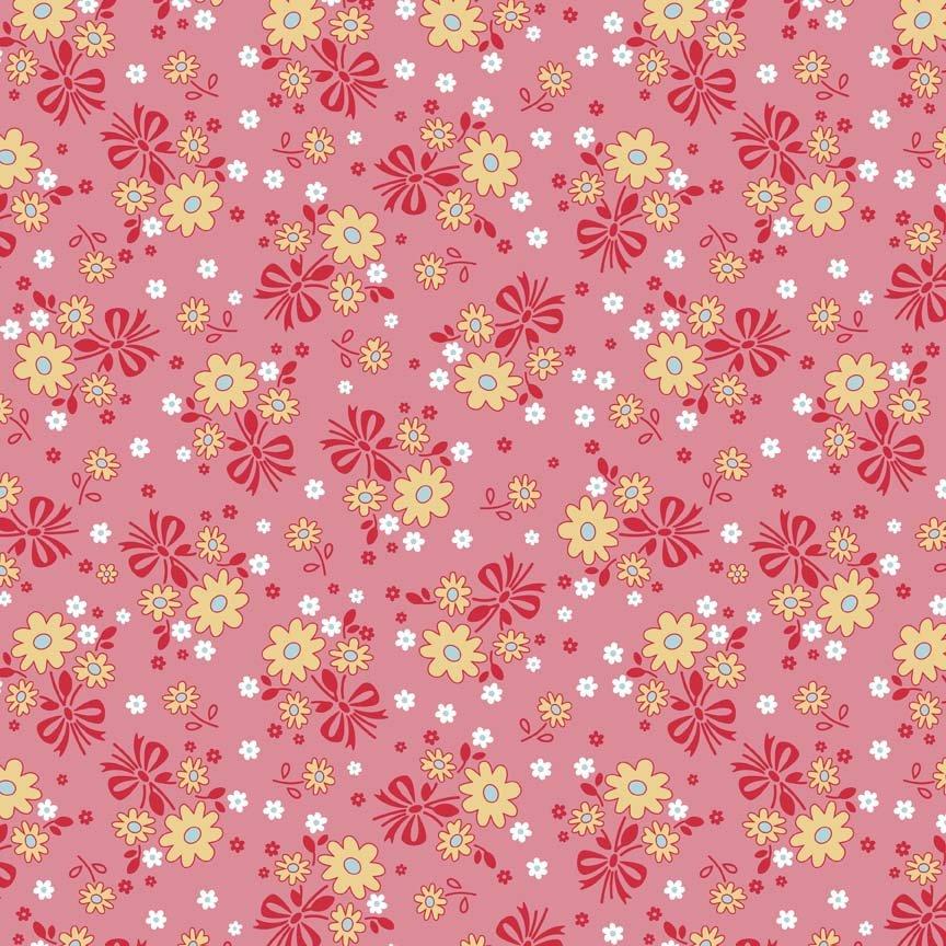 Calico Main - Pink