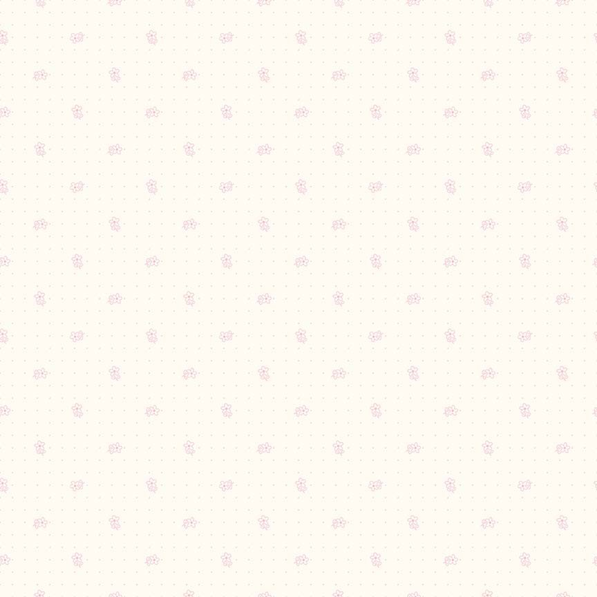 Bee Backgrounds - Daisy Pink