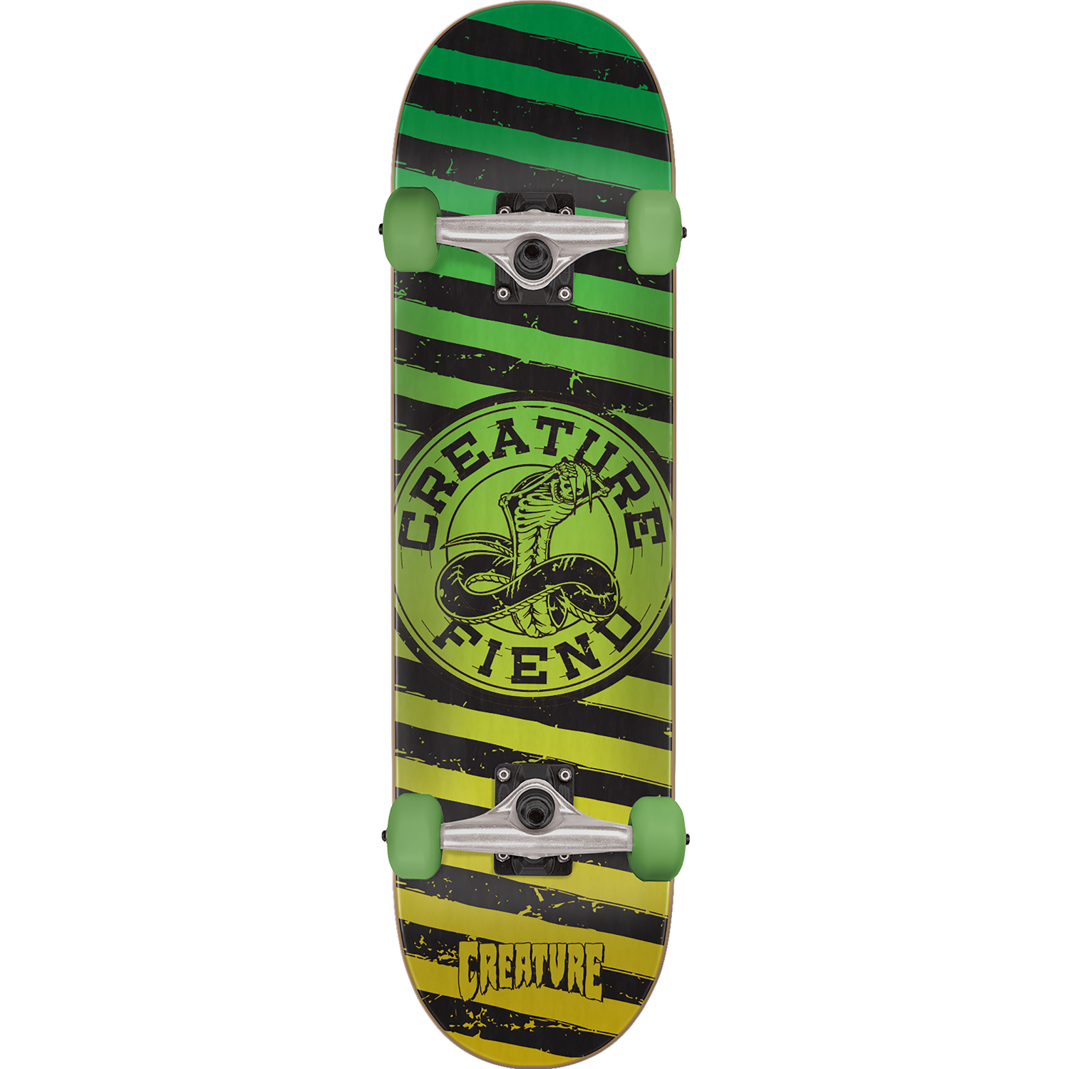 Creature Strike Fast Complete - 7.75 Grn/Yel/Blk