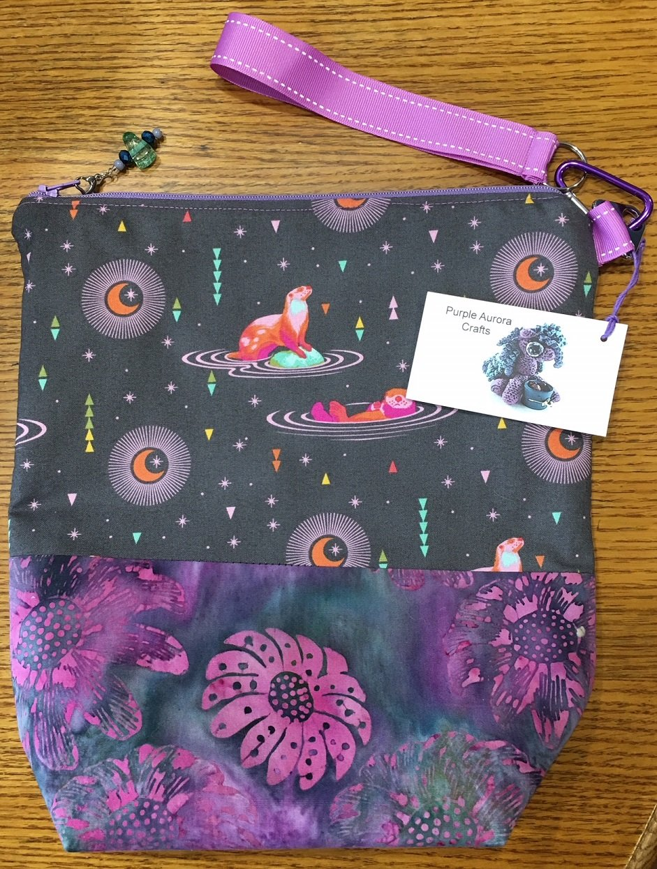 Project Bags Purple Aurora