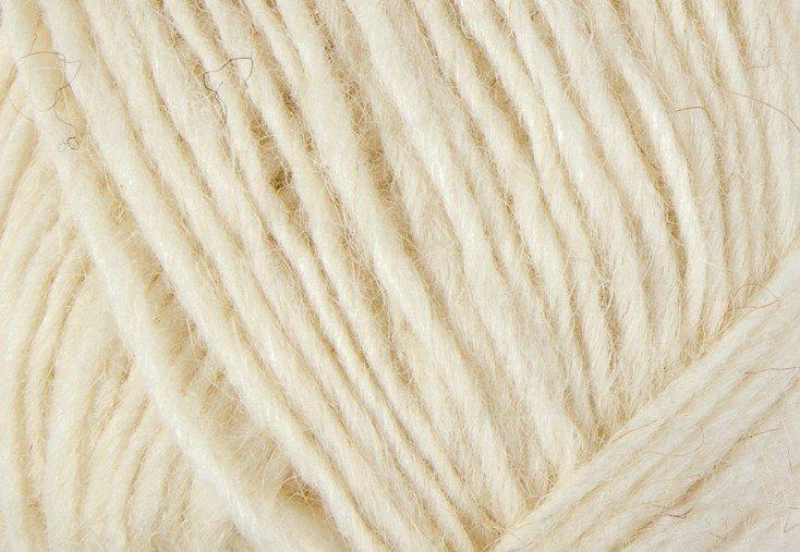 Lopi Lettlopi - White 0051