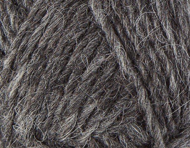 Lopi Lettlopi - Dark Grey 0058