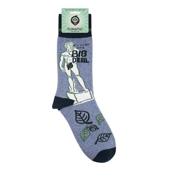 Funatic Socks - I'm Kind of a Big Deal