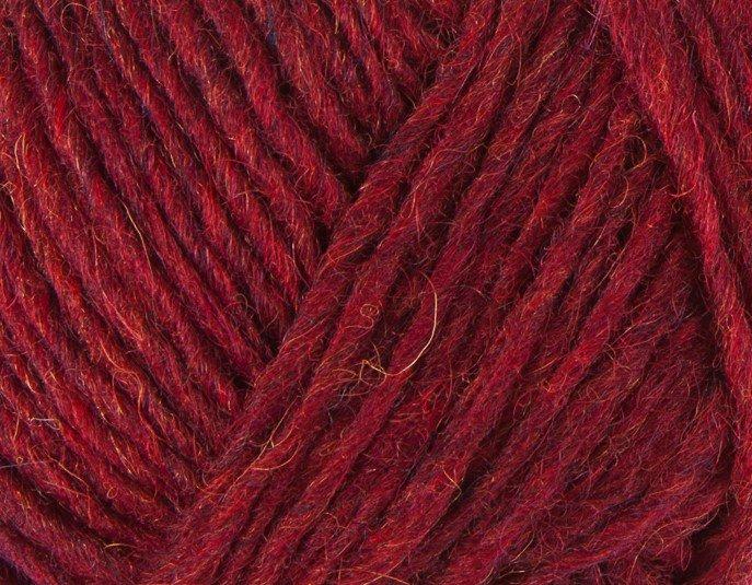 Lopi Lettlopi - Garnet Red 1409
