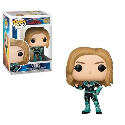 Funko POP - Captain Marvel Vers