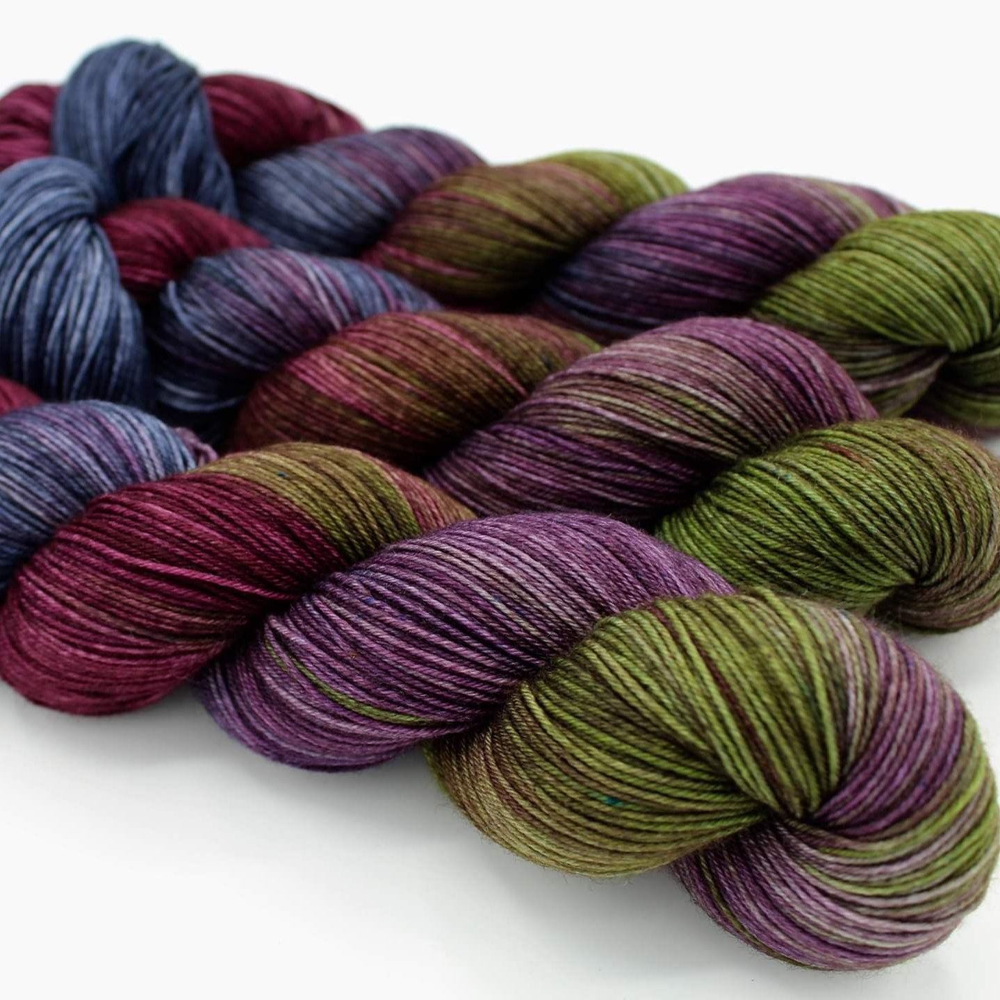 Groovy Hues Cuddly Sock - If You Can't Say Anything Nice, Stop Trying