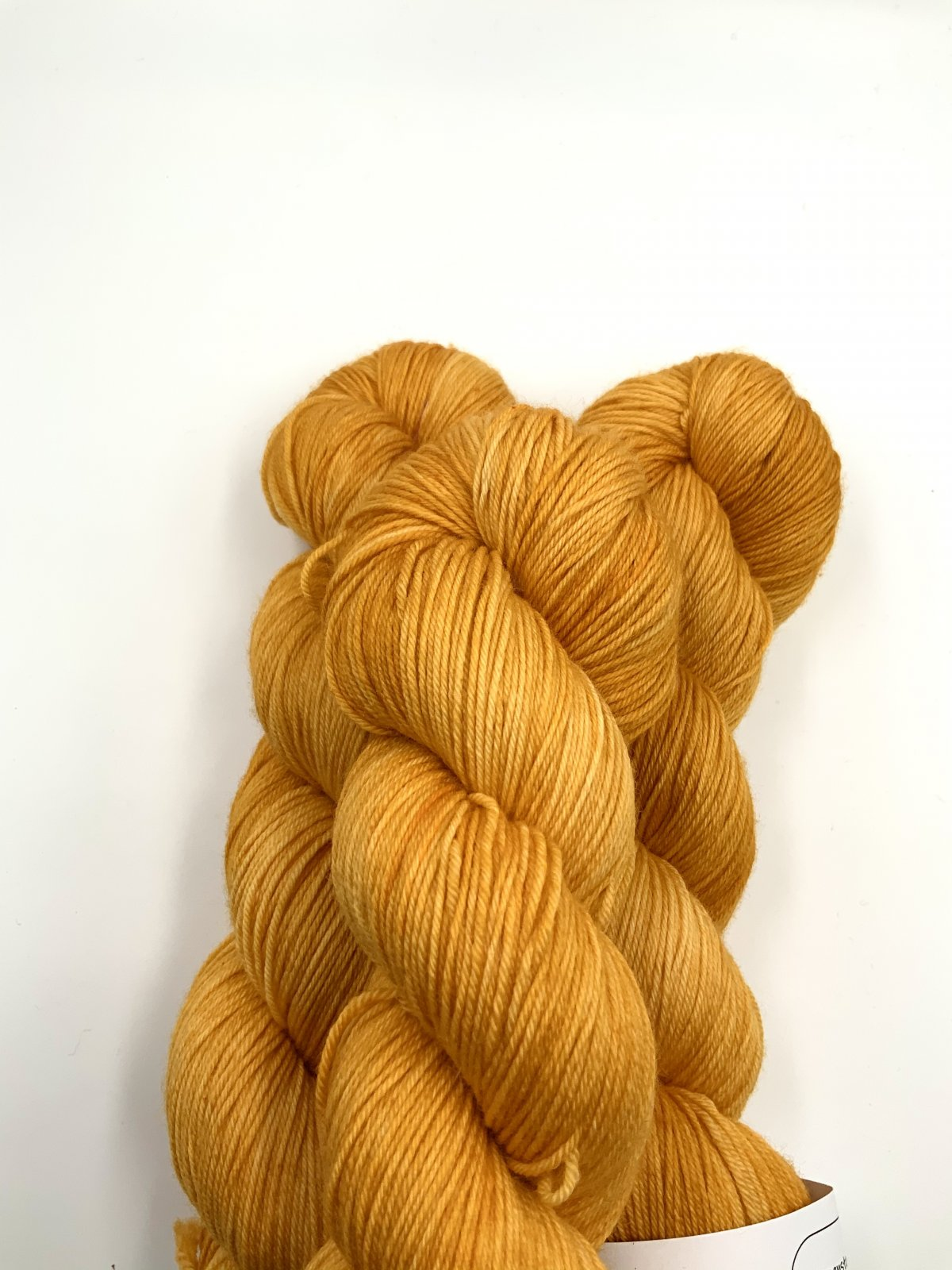 Kleur en Draad Merino 4ply Fingering - Copper