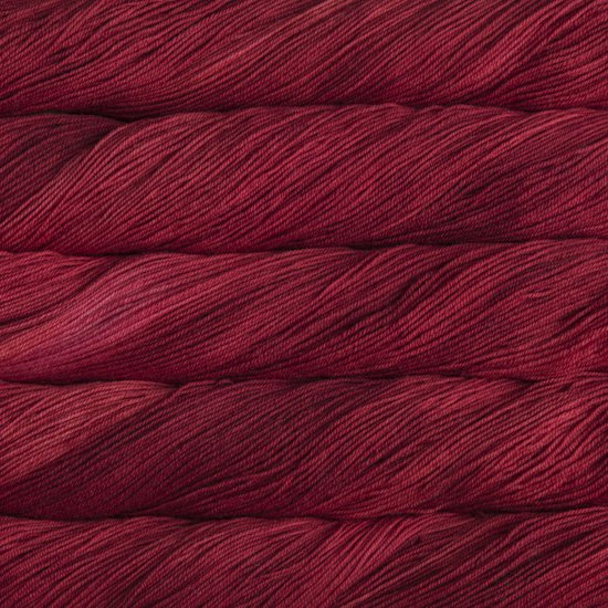 Malabrigo Sock - Ravelry Red