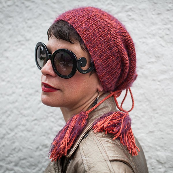Victoria Hat and Cowl Pattern - PDF