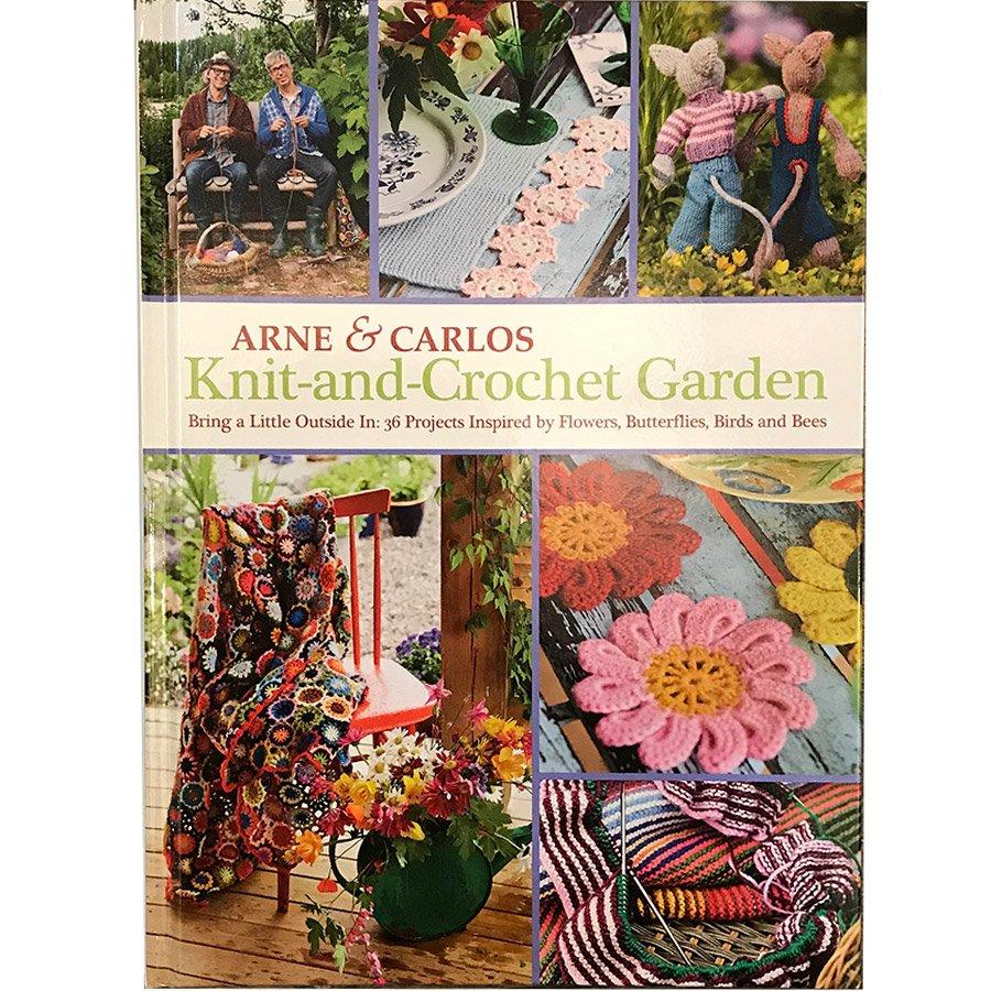 Arne & Carlos - Knit and Crochet Garden