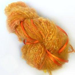 Adele's Mohair Magic Ball - Orange Carnival