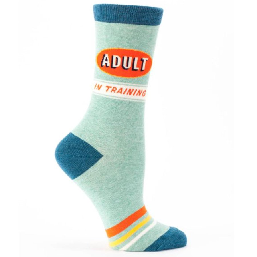 Blue Q Women's Socks - Adult in Training