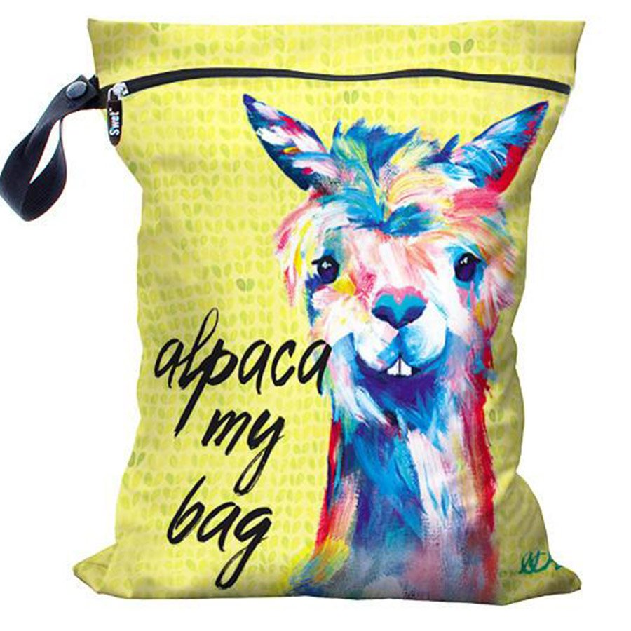Gleener SWET Bag - Alpaca My Bag Large
