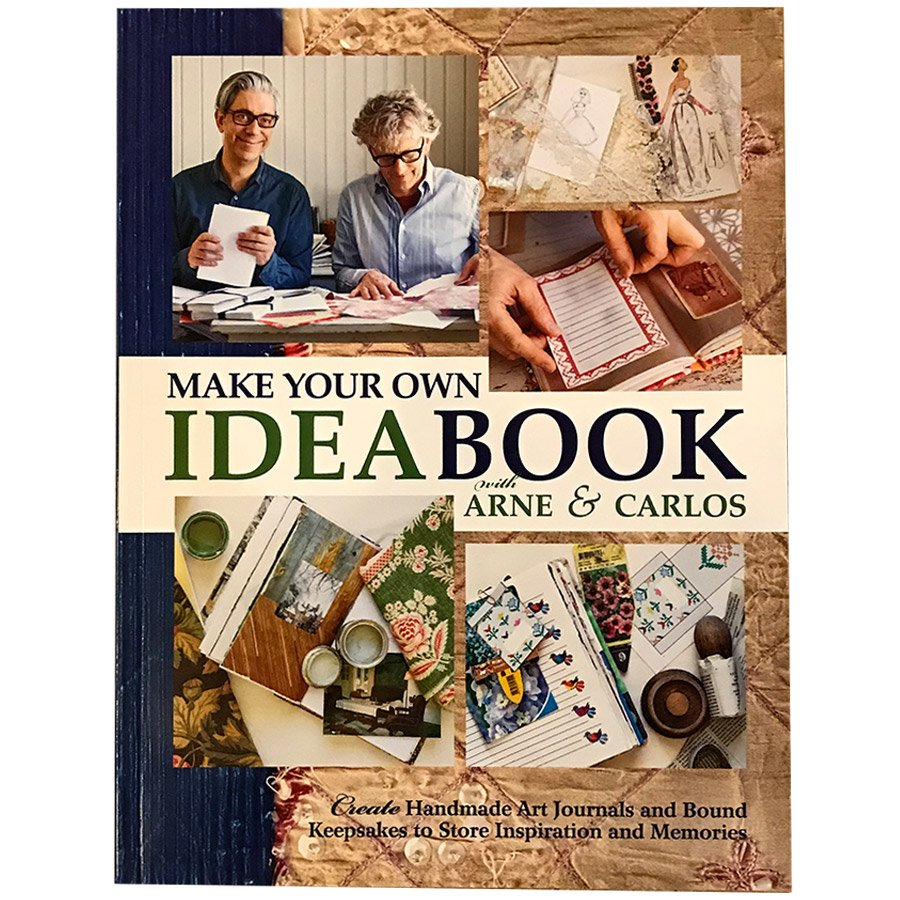 Make Your Own Idea Book with Arne & Carlos