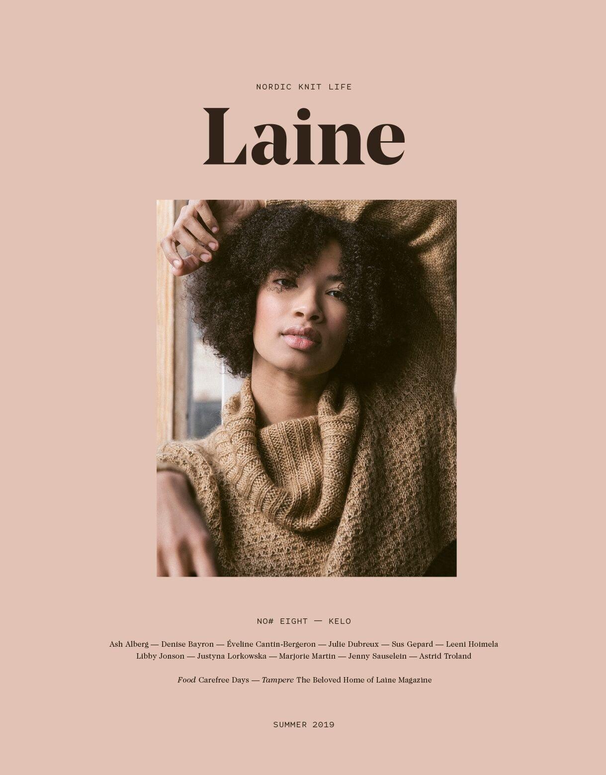 Laine Magazine - Issue 8