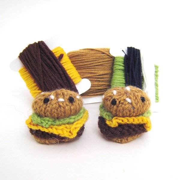 Mochimochi Land Tiny Burger Kit