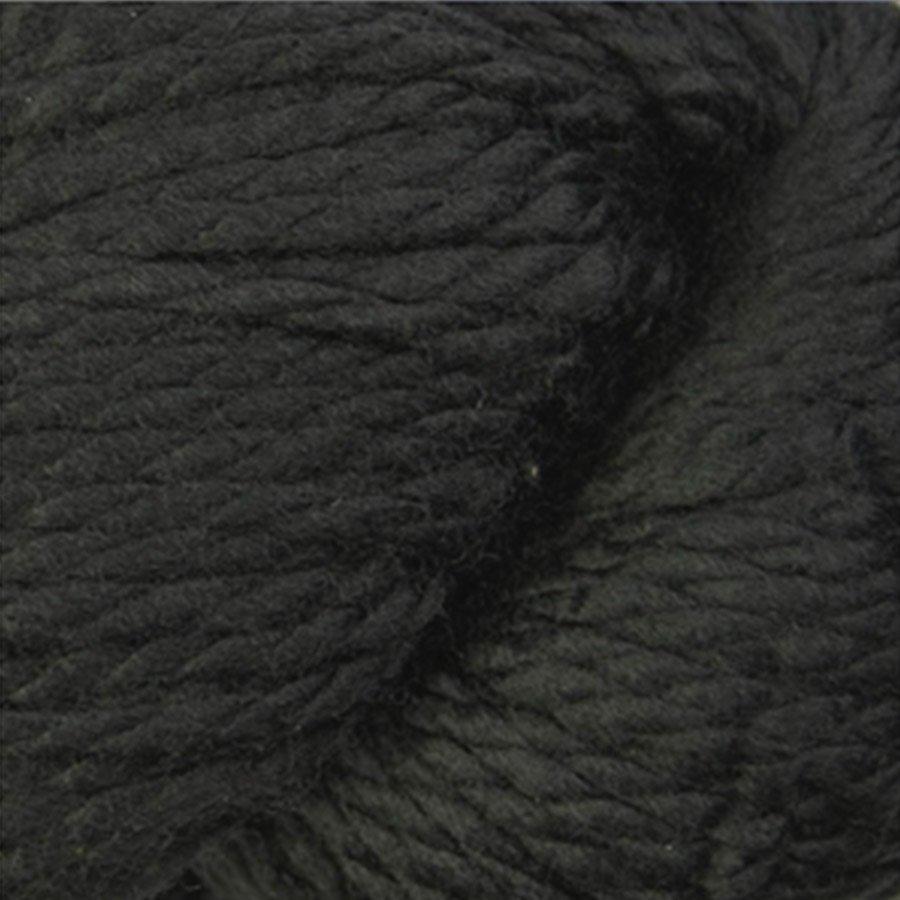 Cascade 128 Superwash - Black 815
