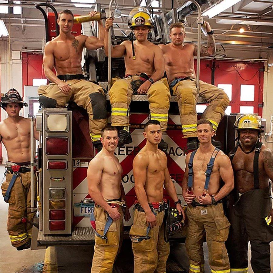 Midwest Firefighter Calendar 2019