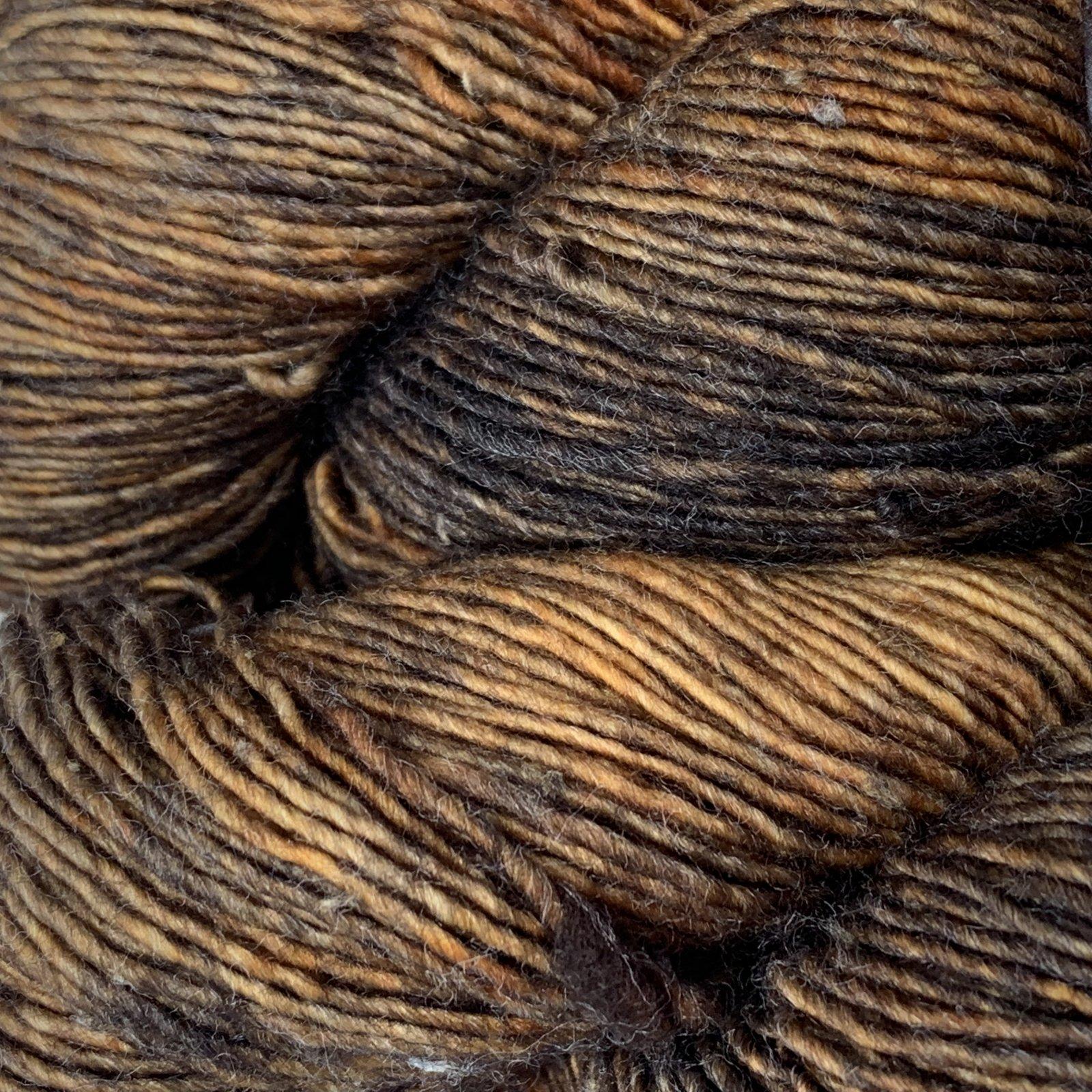 Madelinetosh Tweed - Coffee Grounds