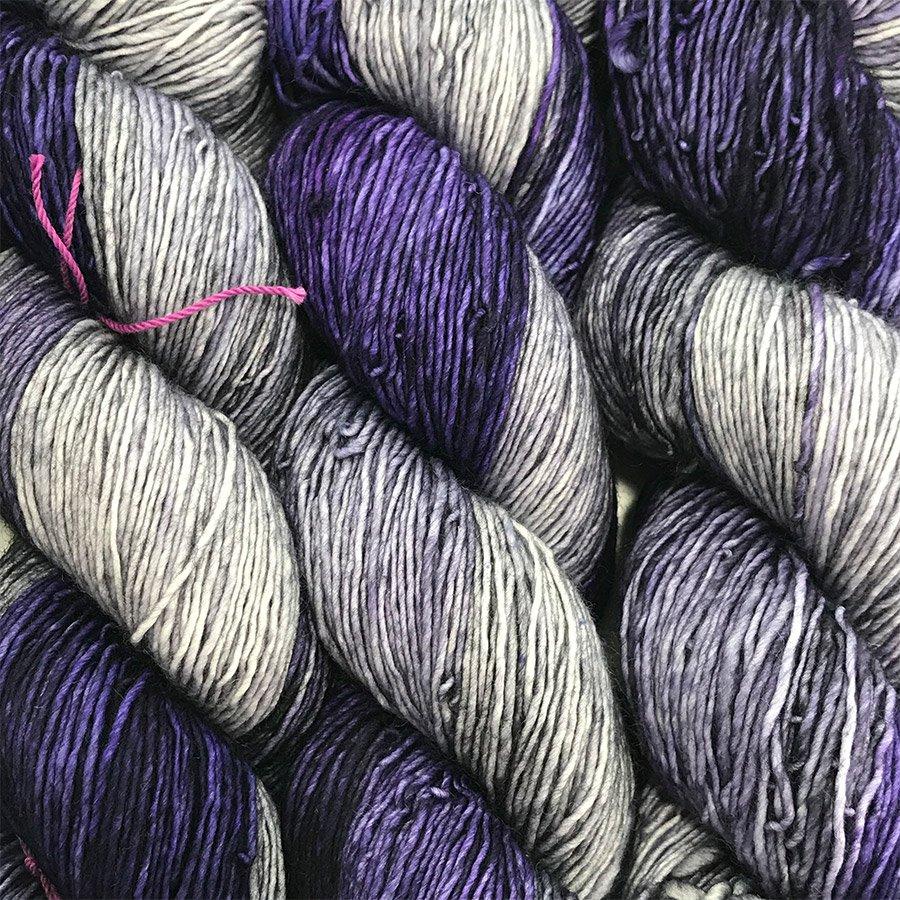 Dragonfly Fibers Pixie - Purple Haze