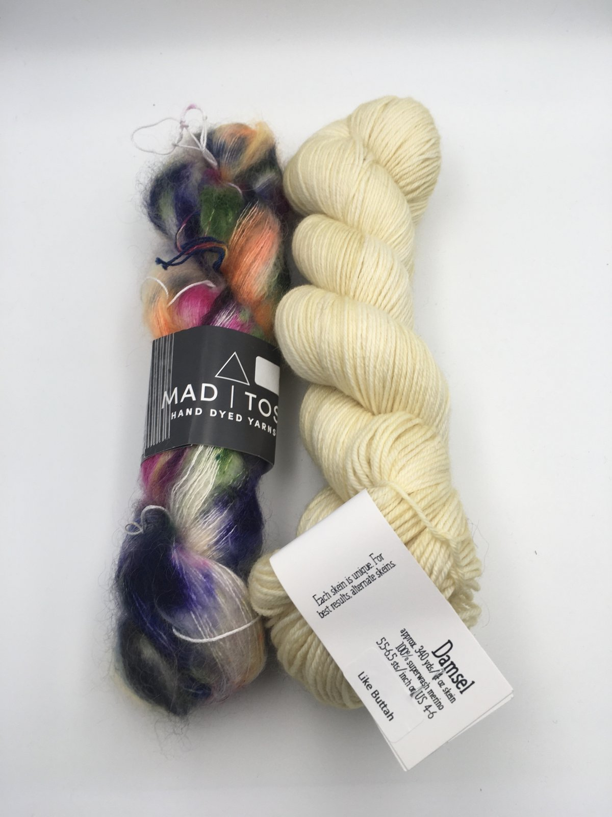 Madelinetosh Vintage - Dirty Harry
