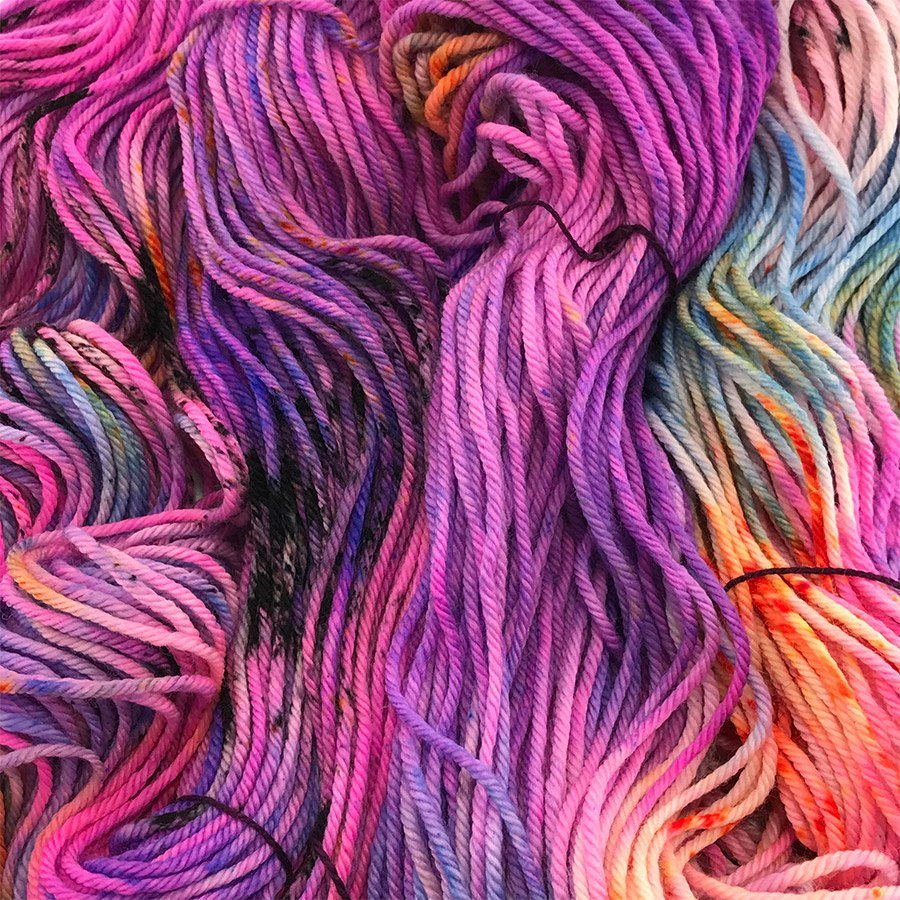 Madelinetosh Tosh DK - French Toast - StevenBe Exclusive