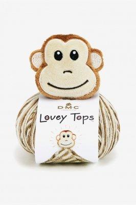 DMC Lovey Tops - Monkey