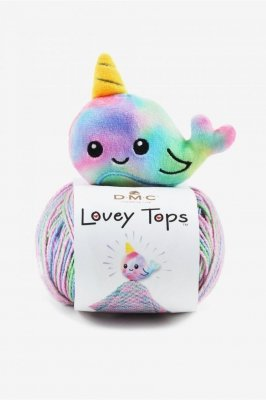 DMC Lovey Tops - Narwhal