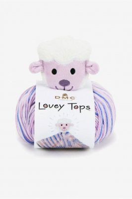 DMC Lovey Tops - Sheep