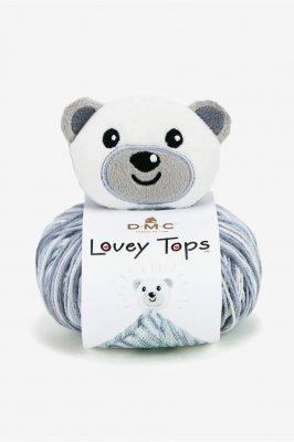DMC Lovey Tops - Teddy Bear