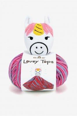 DMC Lovey Tops - Unicorn