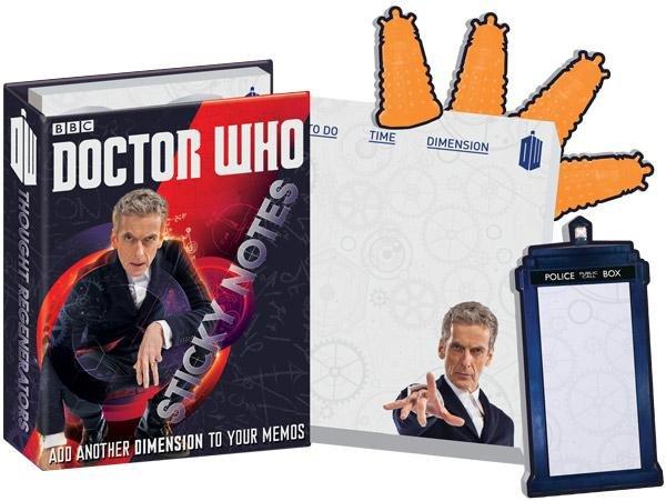 Unemployed Philosophers Notes - Doctor Who