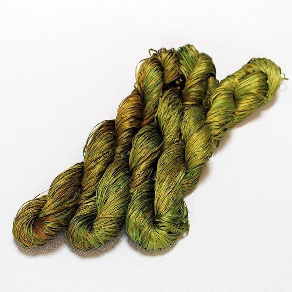 Alchemy Silken Straw - Dragon