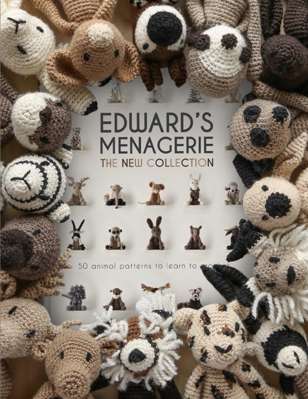Edward's Menagerie Book