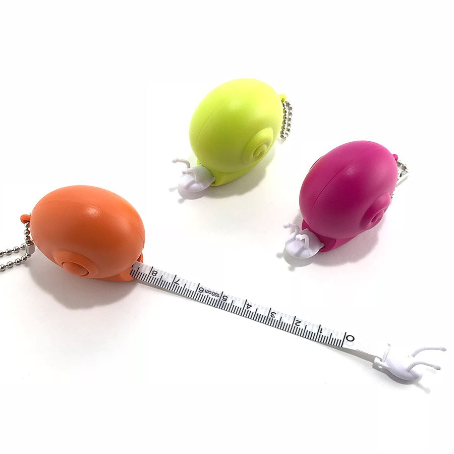 Escargot Tape Measure - Various