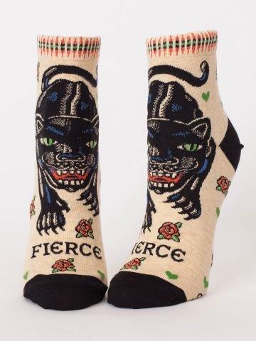 Blue Q Women's Ankle Socks -  Fierce