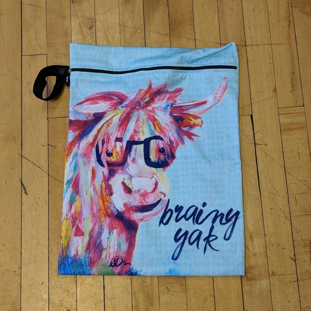 Gleener SWET bag - Brainy Yak Large