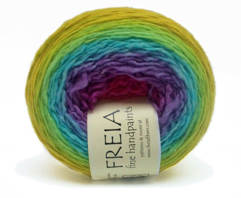 Freia Yarn Bomb - Hard Candy