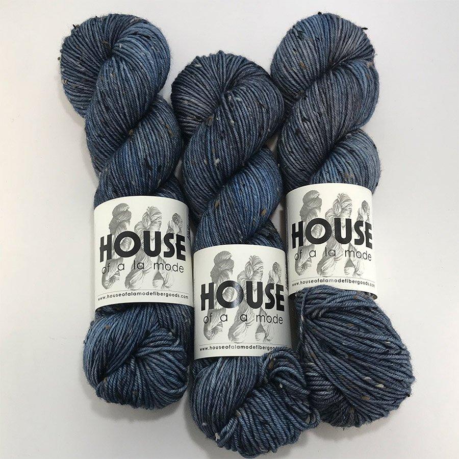 House Of A La Mode Tweed DK - Alpine