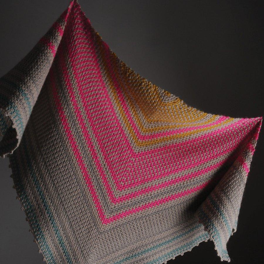 Ice Dreams Shawl Crochet Kit