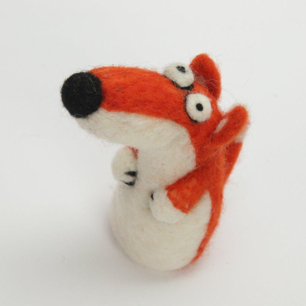 Woolbuddy Felting Kit Small - Fox