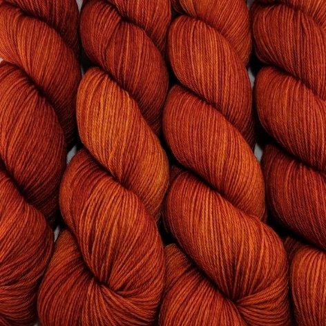 Hedgehog Sock - Rusty Nail