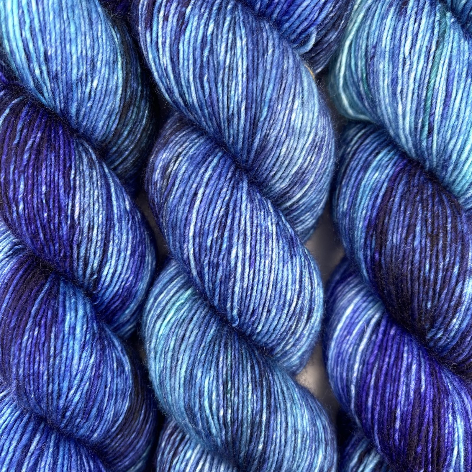Dragonfly Fibers Pixie - West with the Night