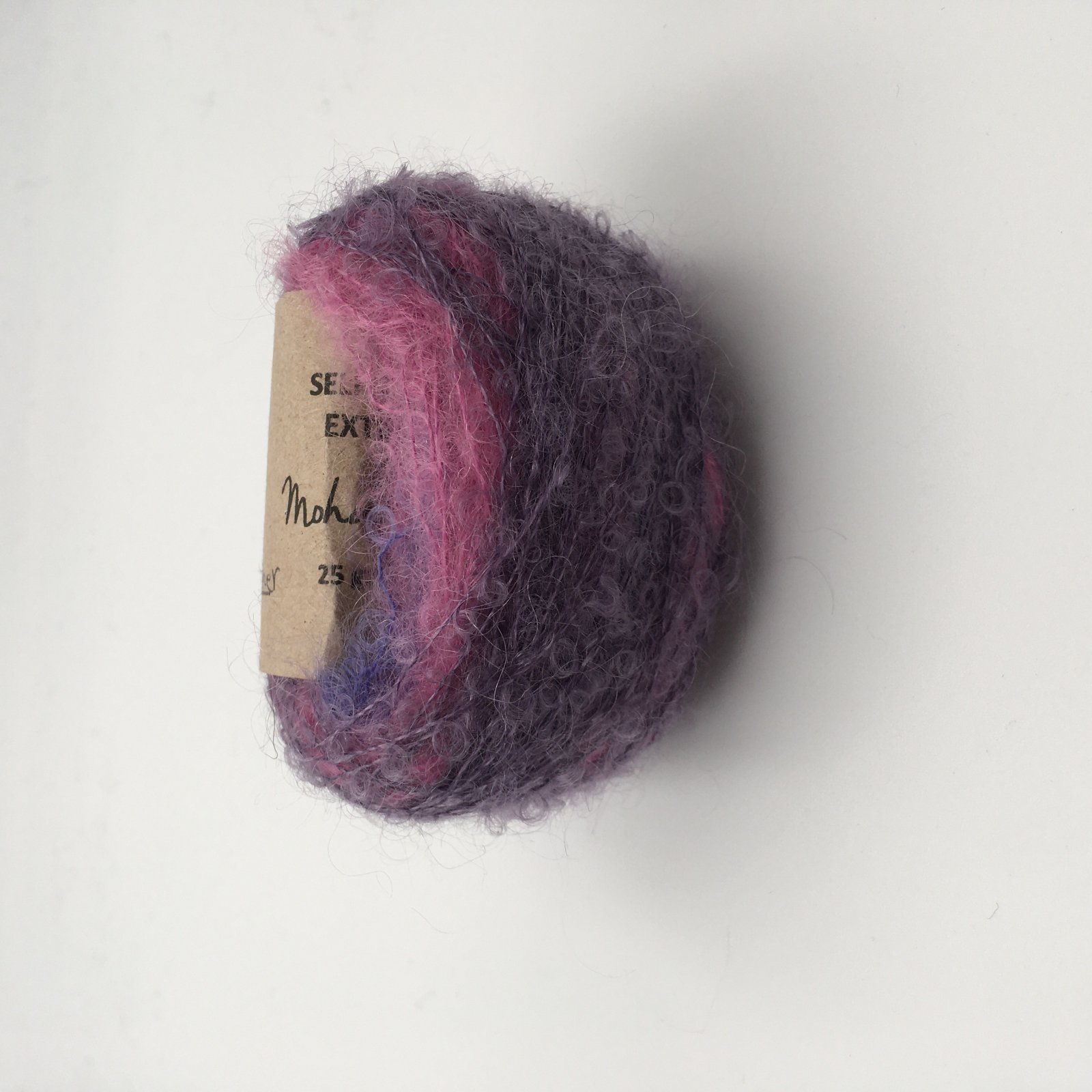 Adele's Mohair Self Striping Extra Fine - Highland Heather