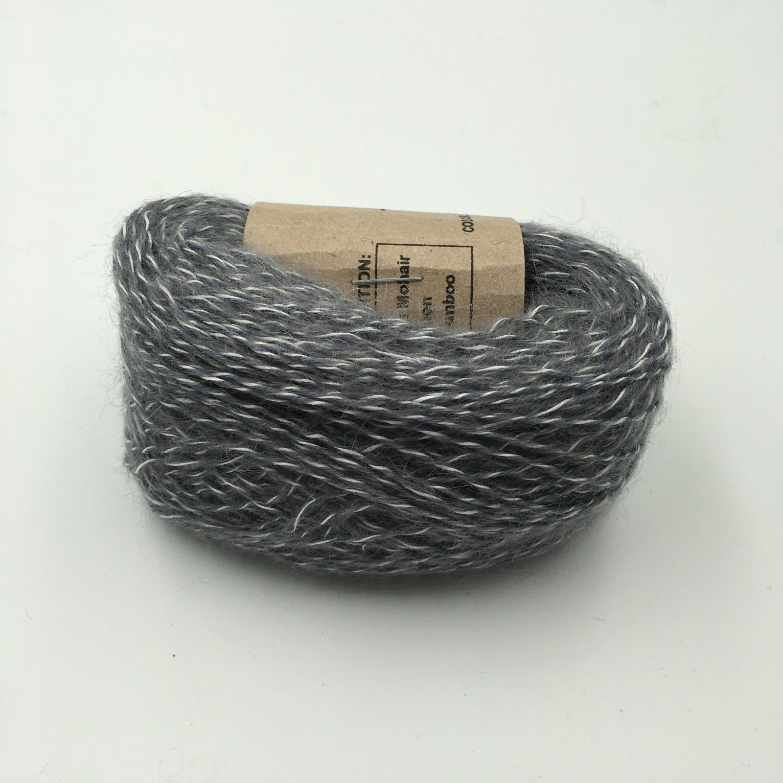 Adele's Mohair Linen Mix - Grey