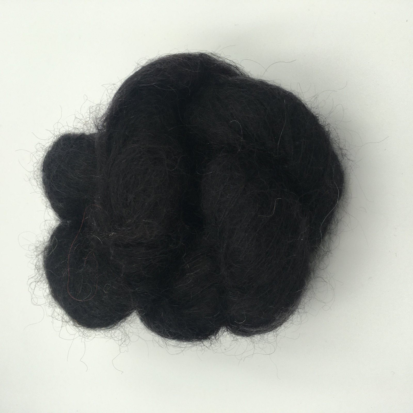 Three Irish Girls Binge Knit Mohair - Black Out