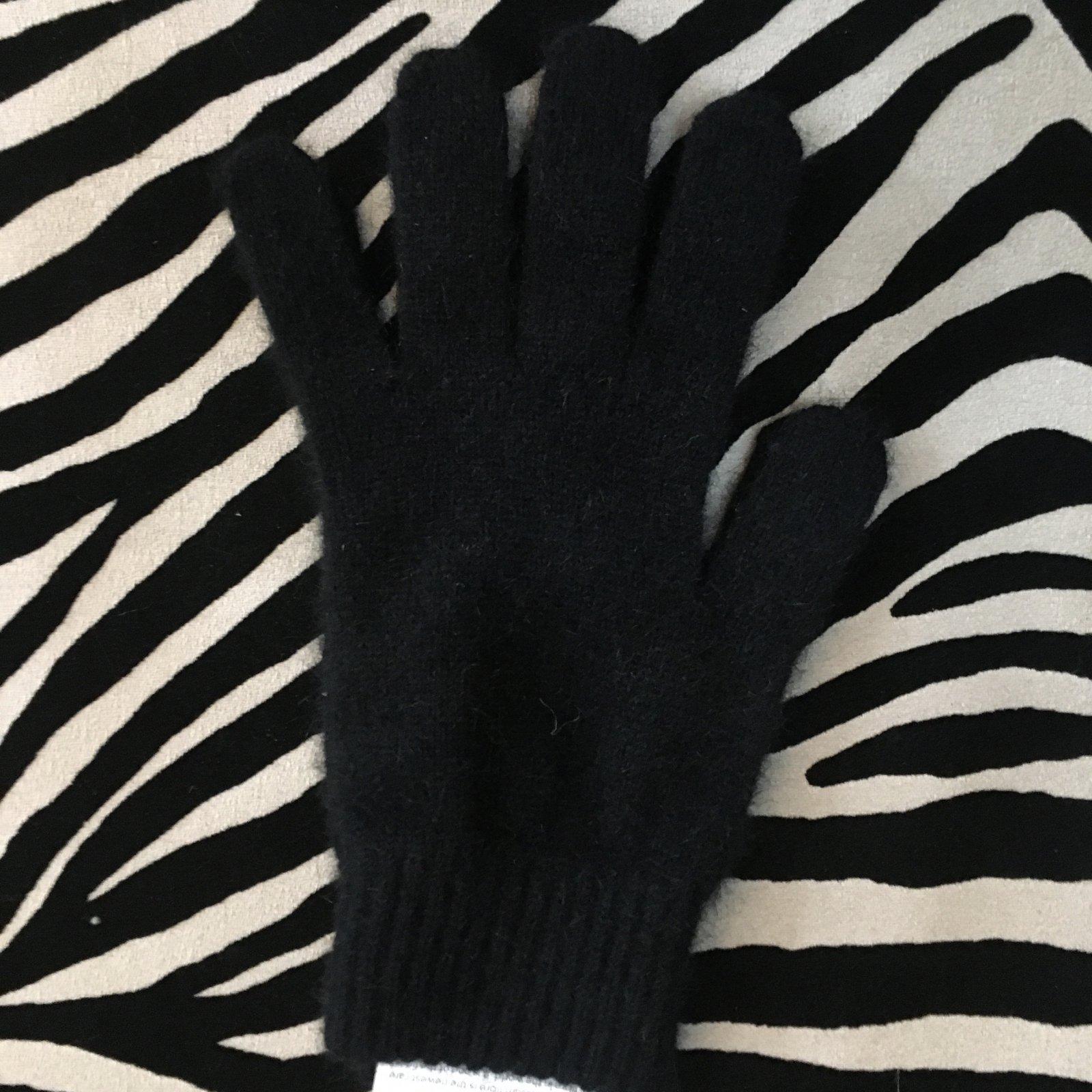 Lothlorian Possum Glove - Black - Large