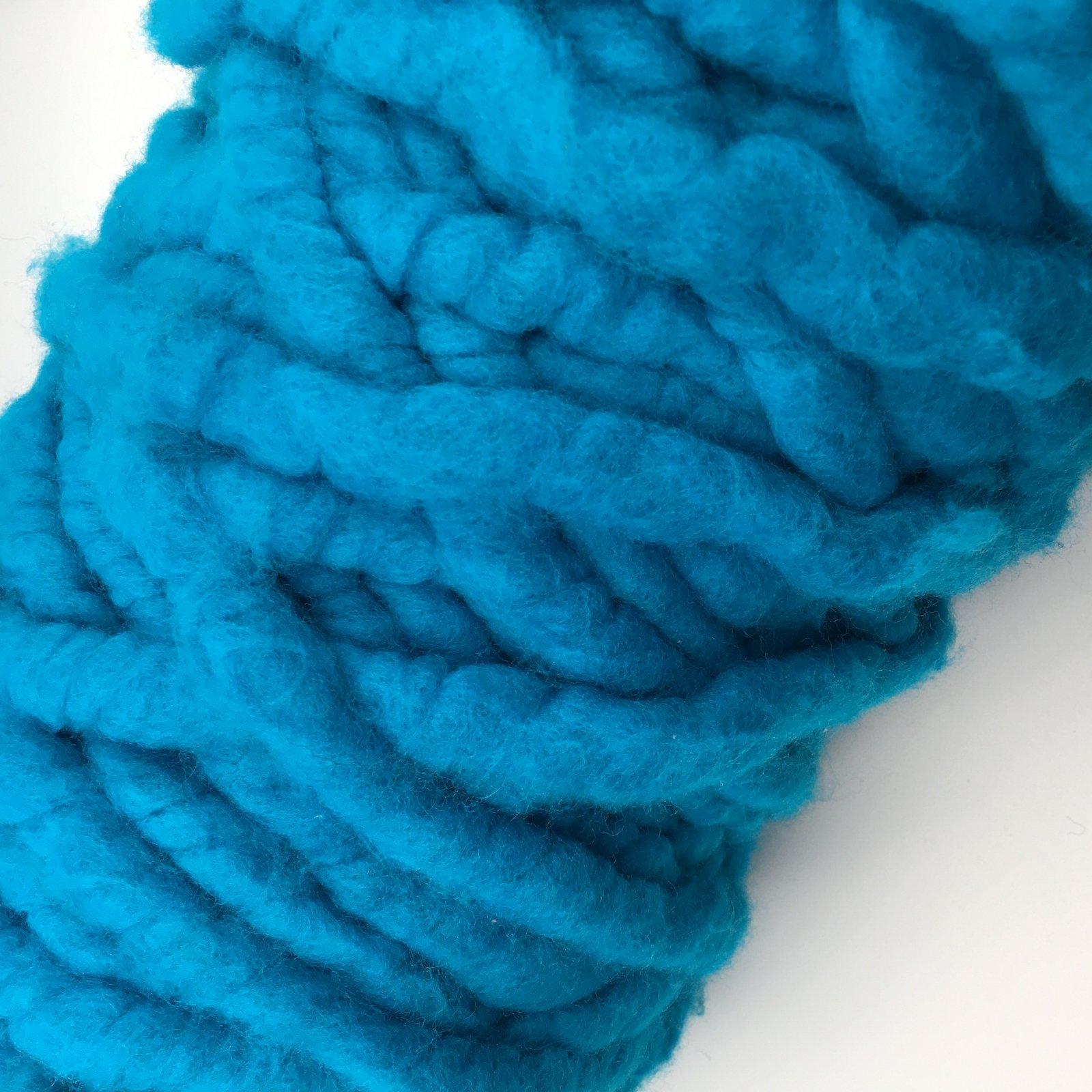 Big Stitch Bump - Blue